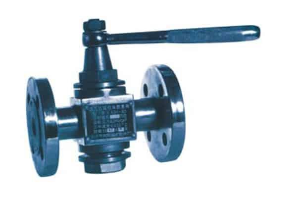 Cylindircal Plug Vavle