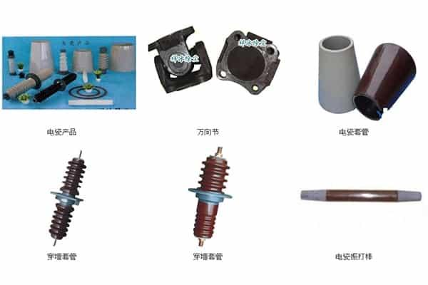 Electric Ceramics ESP