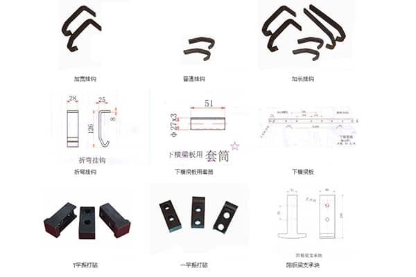 Positive Electrode Parts